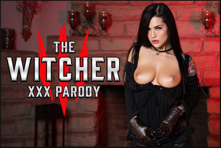Witcher Porn Parody