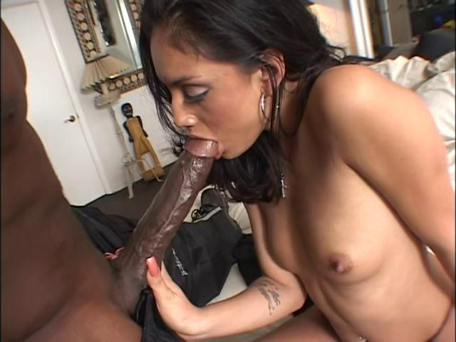 Nude black model femjoy