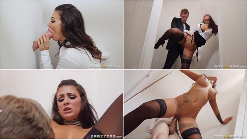 Cock In The Stall [BigTitsAtWork] Susy Gala (480p)