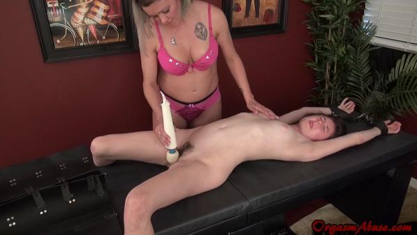Femdom BDSM-Sensitive Clit