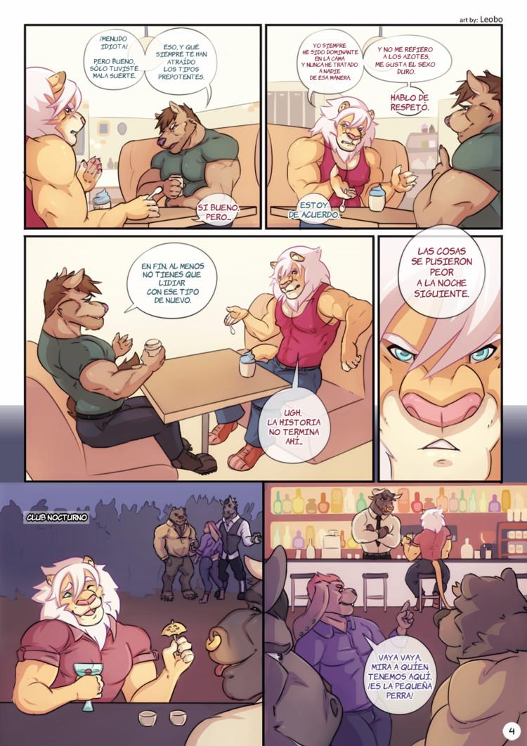 Commit xxx gay comic furry en espanol speaking, opinion