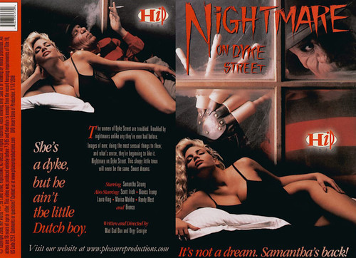 nightmare on porn street