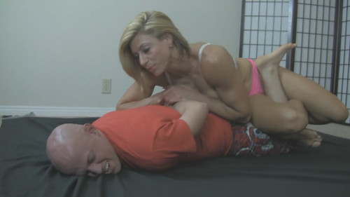 Wrestling-Tickle Torture prt 1
