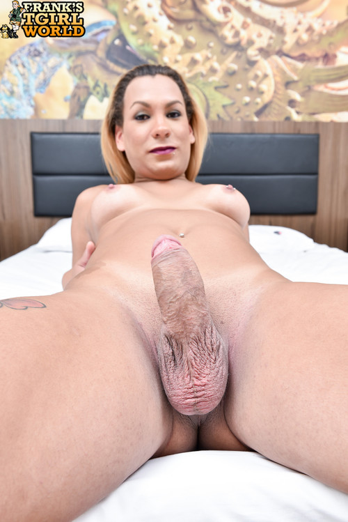 Gabi Drumond - New Latina Stunner, Gabi! [HD 720p] (Franks-Tgirlworld)