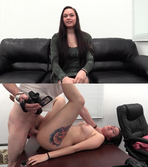 Backr00mCastingCouch: Maddie - Casting Couch (HD/2017)