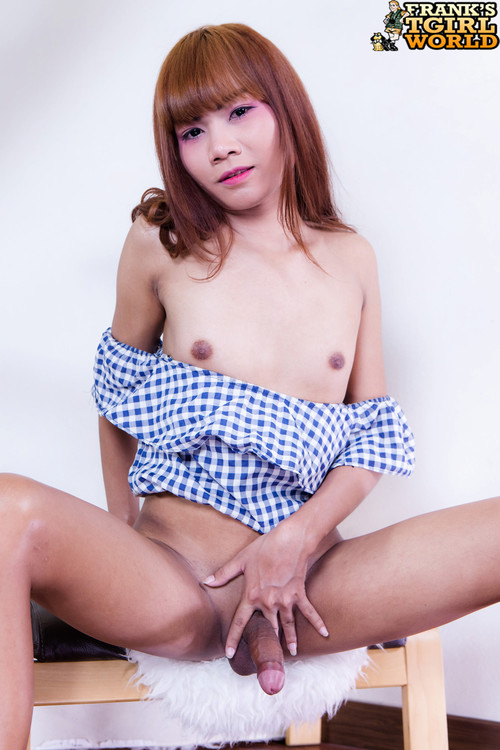 Franks-Tgirlworld: Miki - Flirty Miki Came To Play! (HD/2017)