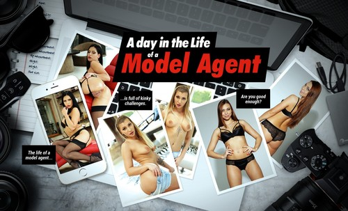 A Day in the Life of a Model Agent [HD 720p] (lifeselector,SuslikX) [2017]