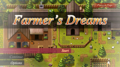 Farmer's Dreams [Release 3 Beta] [MuseX] [XXX GAMES 2018]