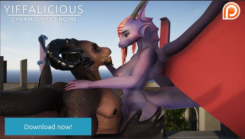Yiffalicious 0.7.2 Patron Release [3D, Constructor, Yiff, Furry]