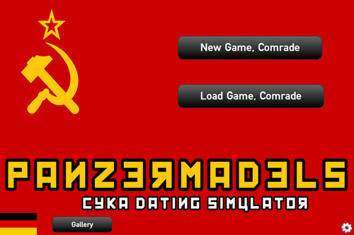 Panzermadels: Tank Dating Simulator [18+ Patch] (DEVGRU-P) [2017]