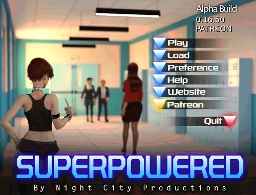 55 m - Superpowered [v0.16.50 ] [Night City] [2017]