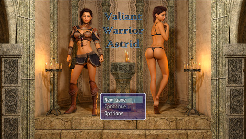 Valiant Warrior Astrid [Version 0.2 Beta] [Dynamiteredgames] [2017]