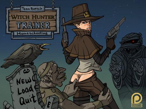 Witch Hunter Trainer [v0.2] [Team Borsch]