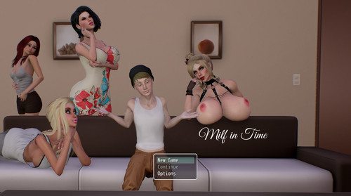 Milf in Time [v0.0.5] [Aui] [2018]