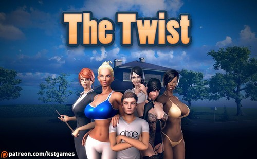 The Twist - Version 0.14 BETA (+ Walkthrough) [KsT Games] [2017]