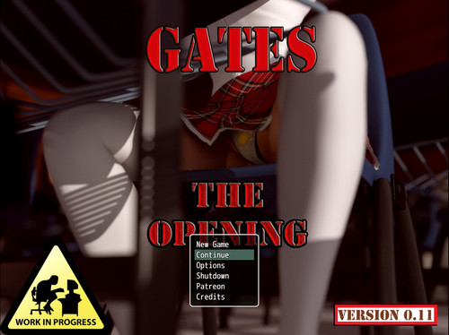 Gates The Opening - Version 0.11 [Dede Kusto]