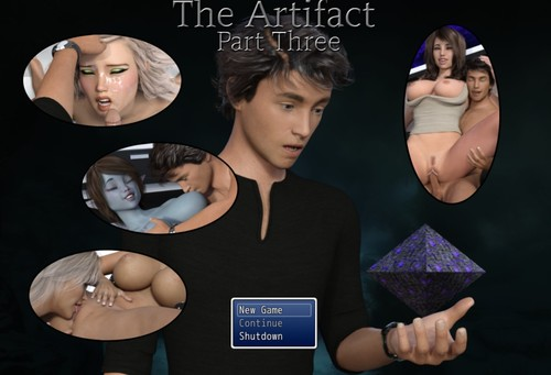 The Artifact : Part Three V 0.3b+Save [ICCreations] [2017]