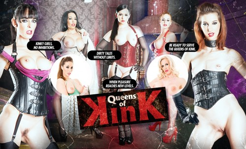 Queens of Kink [HD 720p] (lifeselector,SuslikX) [2017]