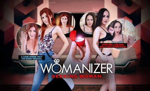 Womanizer Seeking Woman [HD 720p] (lifeselector,SuslikX) [2017]