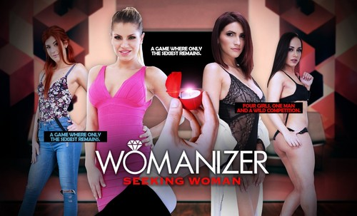 Womanizer Seeking Woman Update [HD 720p] (lifeselector,SuslikX) [2017]