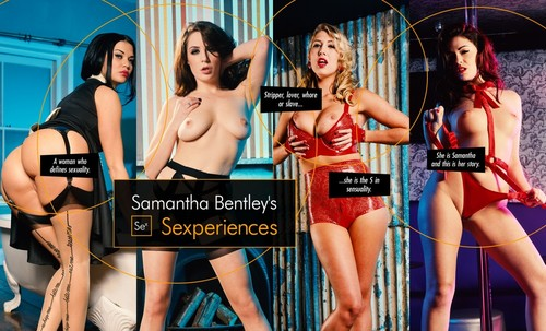 Samantha%20Bentley s%20Sexperiences1 m - Samantha Bentley's Sexperiences [HD 720p] (lifeselector,SuslikX) [2017]