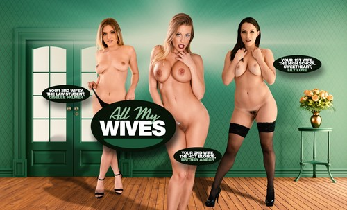 All My Wives [HD 720p] (lifeselector,SuslikX) [2017]