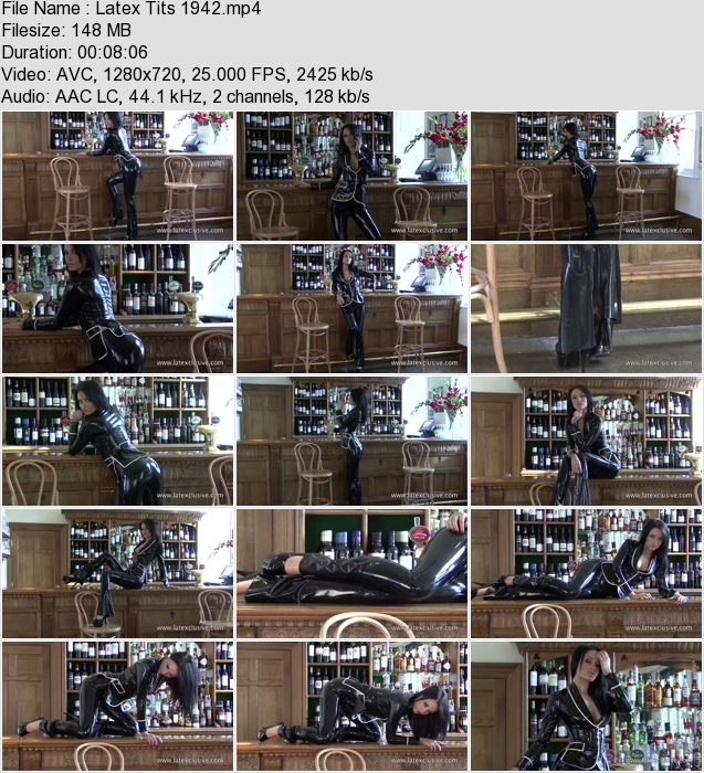 Video : AVC, 1280x720, 25.000 FPS, 2425 kb/s