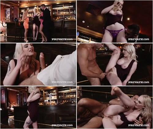 A bartender a stripper and a hockey player mmf bi threesome 10
