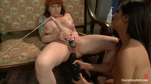 Kylie ireland double anal 3