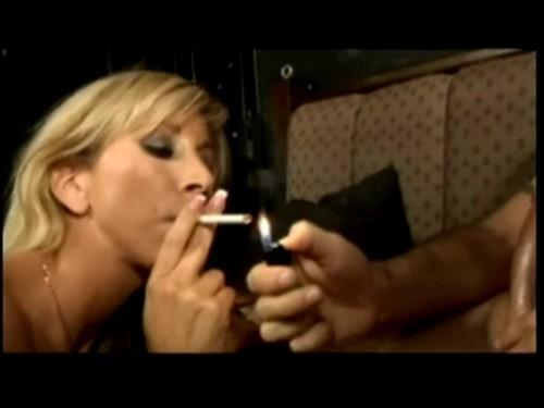 Nasty skanky lesbain anal strapon