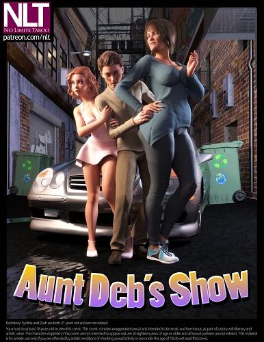 255dcb7b02 - NLT Media - Aunt Deb's Show Update!