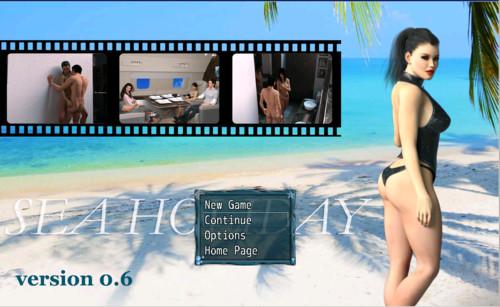 Erotic vacation adult fantasy