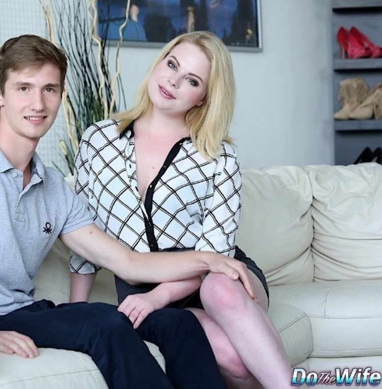 Blonde cuck wife tag teamed 6