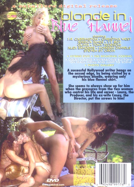 Blonde in Blue Flannel (1995)