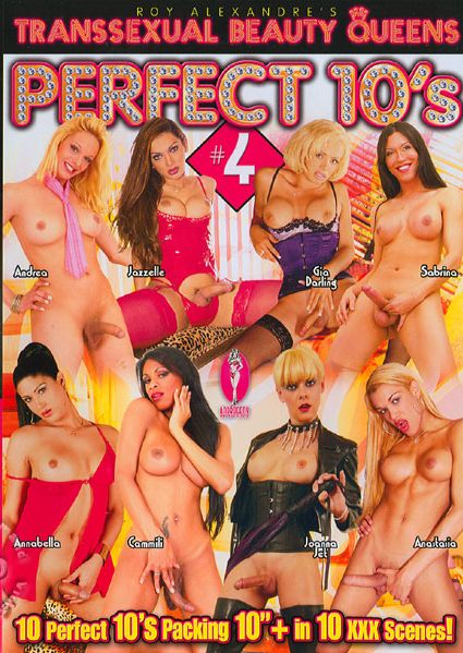 Transsexual Beauty Queens - Perfect 10's 4 (2010)