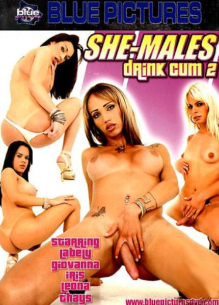 She-Males Drink Cum 2 (2007)