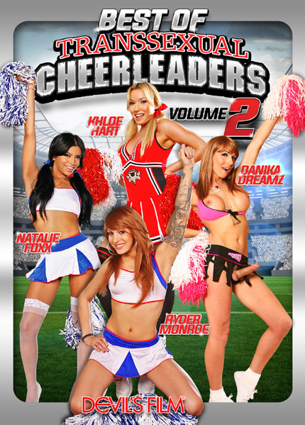Best of Transsexual Cheerleaders 2 (2015)