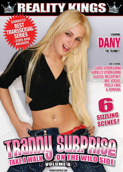 Tranny Surprise 8 (2009)