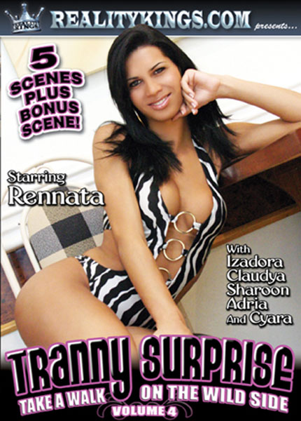 Tranny Surprise 4 (2008)
