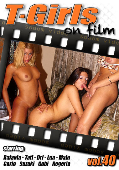 T-Girls On Film 40 (2010)