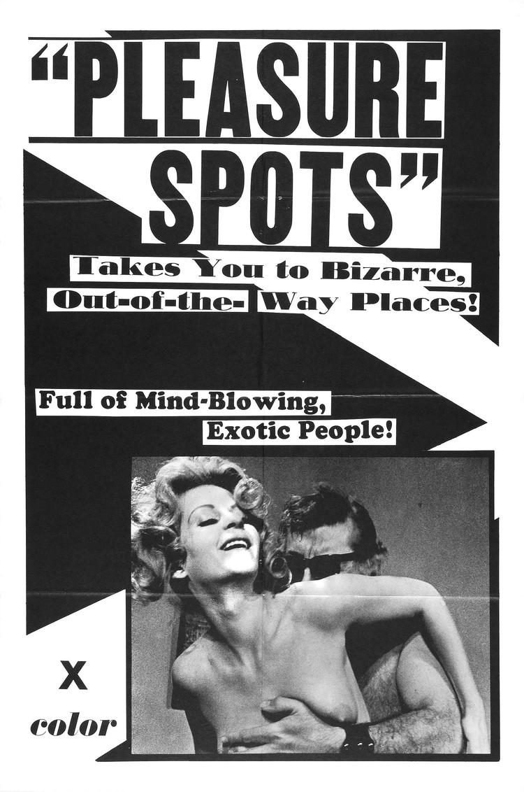 Pleasure Spots (1972)