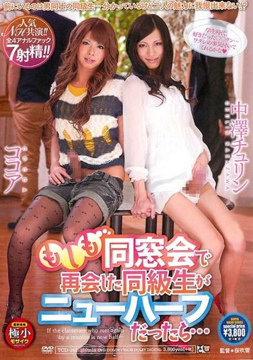Classmate Was Reunited With Alumni Moshimo If You Were Transsexual (2014)