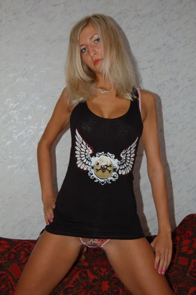 частное фото красивых взрослых блондинок