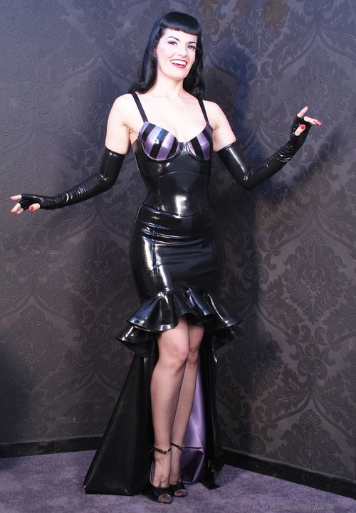 Latex Rubber Collection Vipergirls 1