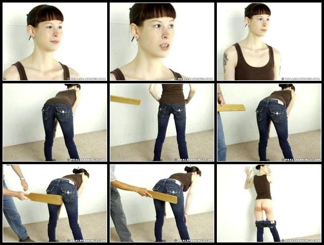 spanking fetishes