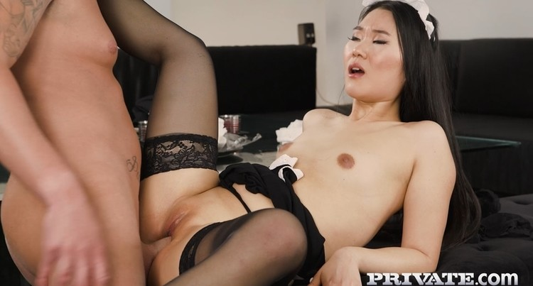 Katana Is An Asian Teacher With Nymphomania Reality Lovers 1