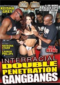 Interracial Double Penetration Gangbangs