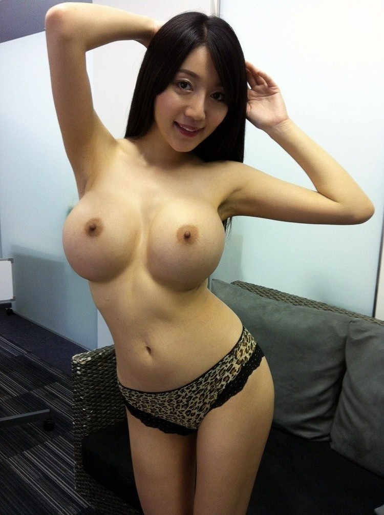 With asian pornstar with big tits are