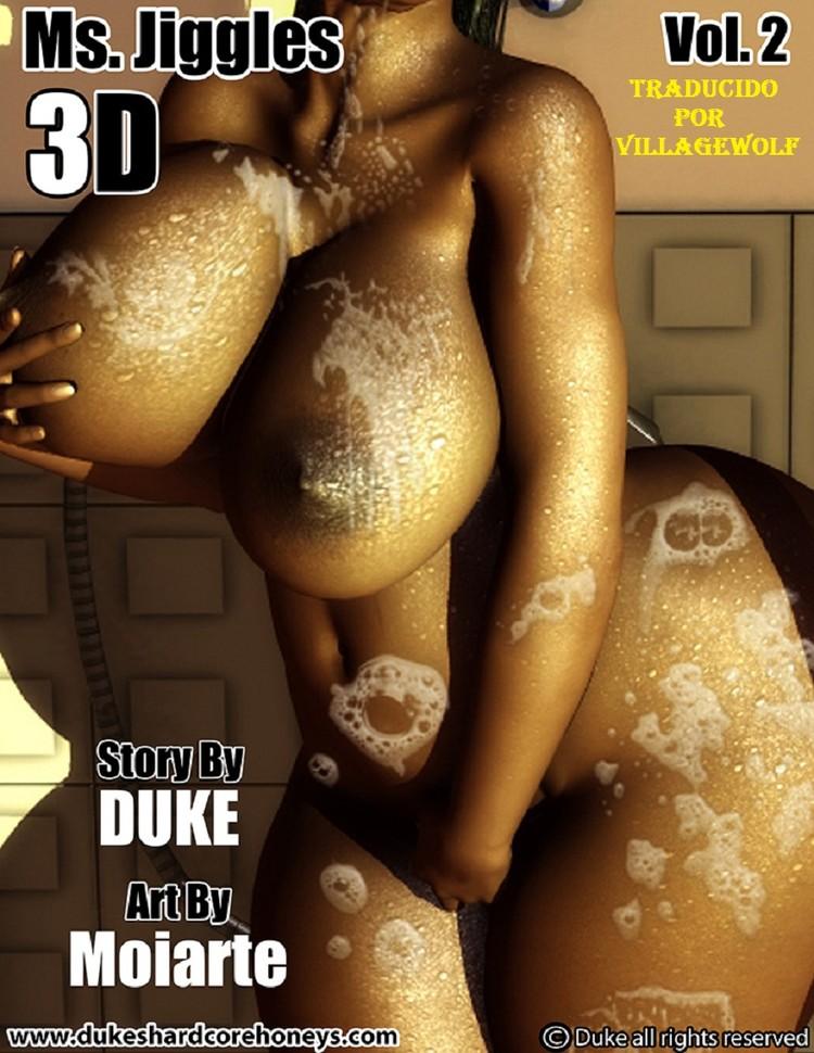 Big ass anal comics