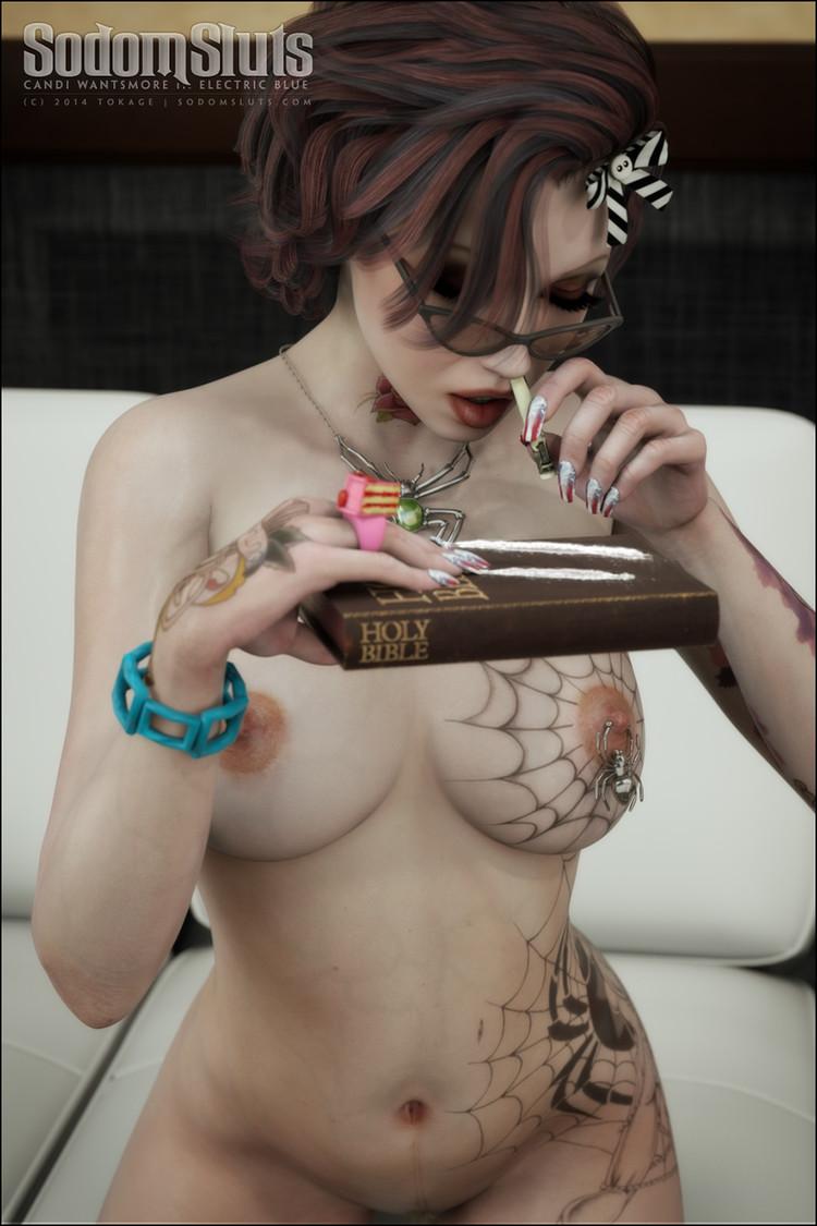 comic porno tatuadas